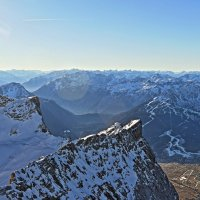 Эпилог Альпийской баллады. :: Михаил Лесин