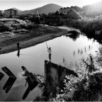 Утро на реке :: Беспечный Ездок