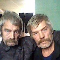 Мои двоюродные братья: Николай и Владимир :: Александр Беляев