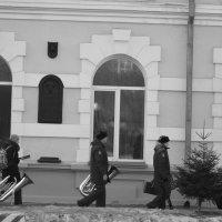 Оркестр. :: Ирина Атаманская