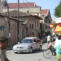 Северная Албания. Шкодра. Старые кварталы :: Марина Домосилецкая