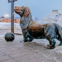 Городская скульптура :: Павел Кочетов