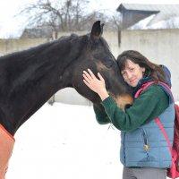 лошадь это душа :: Наталия Кожанова