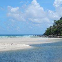Побережье острова Ко Куд. Река, впадающая в море. :: Лариса (Phinikia) Двойникова