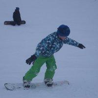 Из жизни сноубордиста. :: Серж Поветкин