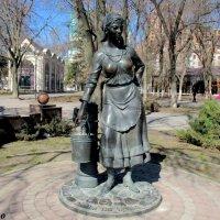 Памятник водопроводу :: Нина Бутко