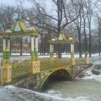 Китайский мост :: Сапсан