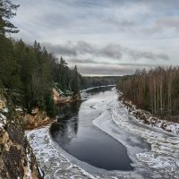 Gauja River Latvia :: Егор Егоров