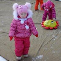 Неподдельный интерес ребёнка . :: Мила Бовкун
