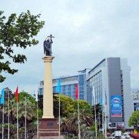 Монумент Михаила-Архангела в Сочи :: Tata Wolf