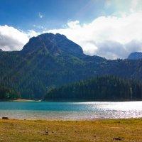 Озеро в Черногории :: Юрий Кольцов