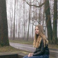 Утром в весеннем парке :: Николай Н