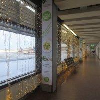 в аэропорту Стокгольма :: Елена