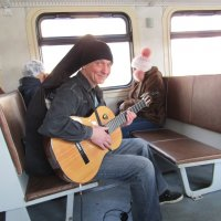 Немного музыки в дорогу... :: Galaelina