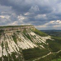 Вид с пещерного города Чуфут-Кале. Крым. :: Леонид Дудко