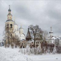 Спа́со-Прилу́цкий Димитриев монасты́рь :: Александр Назаров