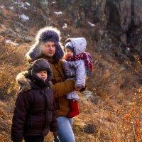 Зимняя прогулка :: Марина Кириллова