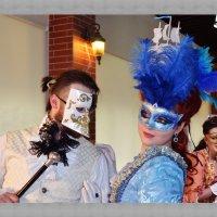 Венецианский карнавал :: Ростислав