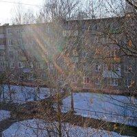 Весна на улице :: Елена Федотова
