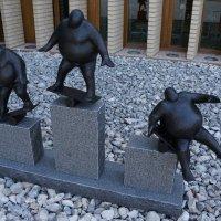 Скульптуры Лихтенштейна ... :: Алёна Савина