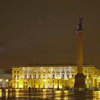Дворцовая площадь :: Олег Попков