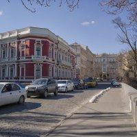 На Сабанеевом мосту. :: Вахтанг Хантадзе