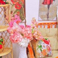 Цветочный декор :: Анастасия Белякова