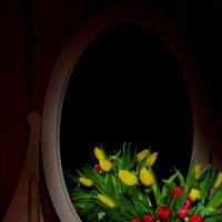 Тюльпаны :: Регина Циклинская