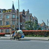 Голландская деревня в Шанхае :: Андрей K.