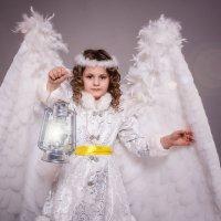 Ангелочек с фонарем :: Екатерина Волк
