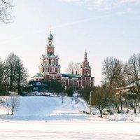 Храм в Софрино :: Олег Каплун