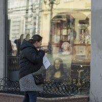 Про Мону Лизу, и гамбургер :: Александр Степовой