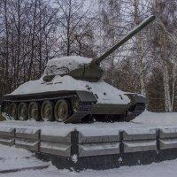 Т 34-85 :: Дима Пискунов