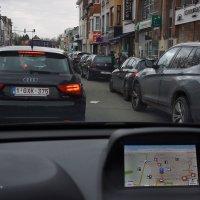 На улочках Брюсселя :: Борис Соловьев