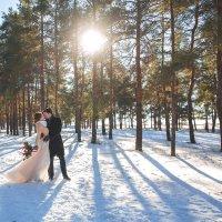 Зимняя сказка для двоих :: Наталья Кирсанова