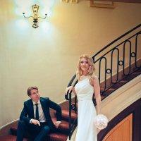Свадебная фотосессия. :: Фотограф в Париже, Франции Наталья Ильина