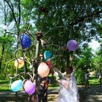 Свадьба :: Ирина Жигульская