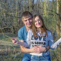 Андрей и Раечка :: Таня Харитонова