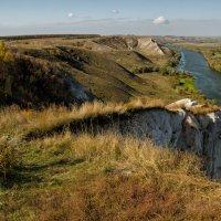 Сторожевские скалы. Воронежская область :: Лариса Березуцкая