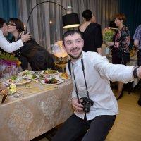 Селфи на свадьбе :: arkadii