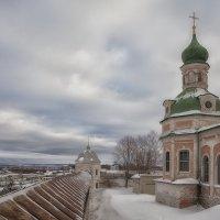 Успенский Горицкий монастырь :: Марина Назарова