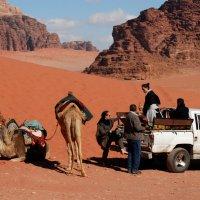 Иордания. Пустыня Вади Рам. :: Надя Кушнир