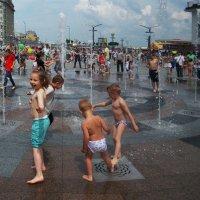 Куда уходит детство? :: Сергей Рубан