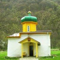 Нижний Архыз. Южный храм :: татьяна
