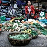 Овощной рынок :: Alexander Dementev