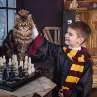 """Фотопроект """"Я Волшебник?!"""" :: Мария Дергунова"""