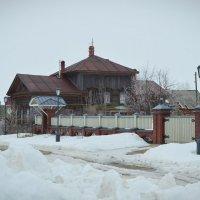 Остров-град Свияжск :: Геннадий Слезнев