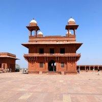 Фатехпур-Сикри мертвый город в Индии :: vasya-starik Старик