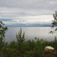 Онежское озеро. на мысе Бесов Нос. :: Елена Швецова