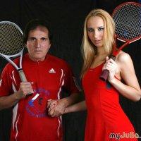 Дамский теннисный клуб! Заури Абуладзе :: Заури Абуладзе
